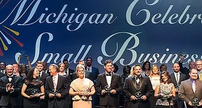 SpinTech Wins Michigan Smart Zone Innovation Award