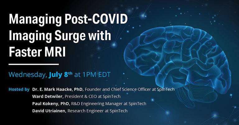 The Pulse of MRI: Managing Post-COVID Imaging Surge with Faster MRI Webinar