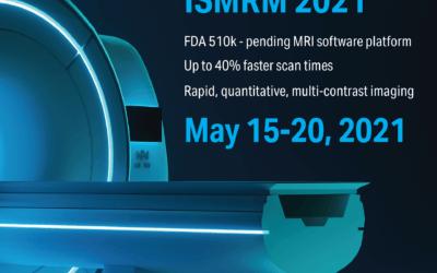 We'll See You at ISMRM 2021!